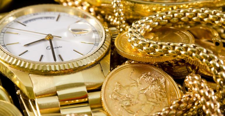 vendere oro online