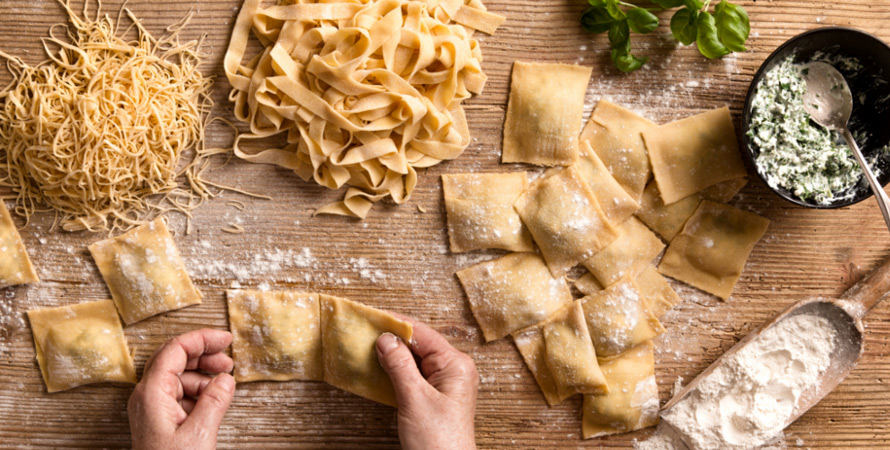 Scopri il nostro corso e-commerce specializzato nella vendita della pasta fresca online su internet.