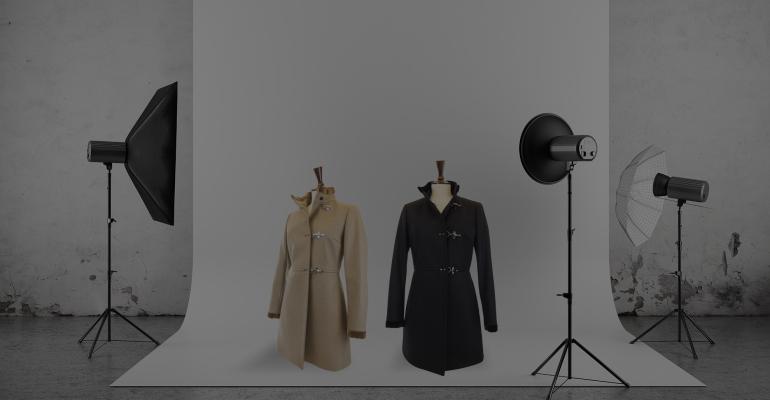 Realizzazione still life foto per social ed ecommerce ad Arezzo moda